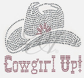 Ovrs5307 - Cowgirl Up in Pink (Cancer)