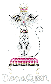 Ovrs1646 - Drama Queen Cat