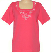 Style #: 1005 - Coral w/Design #: Ovrs6110 & Ovrs5141