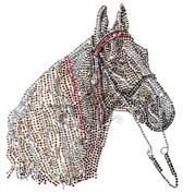 Ovrs305 - Horse Head