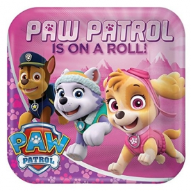 Paw Patrol Girl Skye and Everest