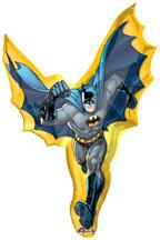 """39"""" Batman Action Shape Super Shape Balloon"""