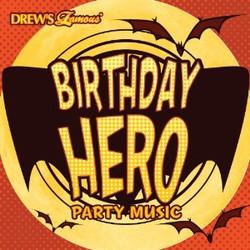 Birthday Hero Party Music CD