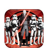 Star Wars Rebels Dessert Plates 8 Count