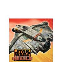 Star Wars Rebels Beverage Napkins 16 Count