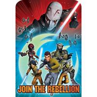 Star Wars Rebels Invitations 8 Count