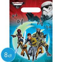 Star Wars Rebels Loot Bags 8 Count