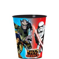 Star Wars Rebels 16 oz. Plastic Stadium Cup each
