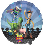 """18"""" Toy Story Gang Foil Balloon"""