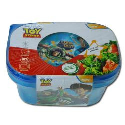 Toy Story Storage Containers with Lid 2 Pack