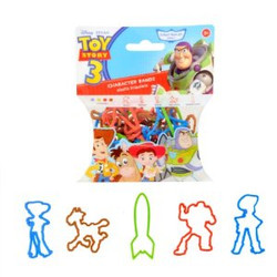 Toy Story License Shaped Bands 20 Pack Assortment 1