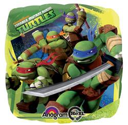 """Ninja Turtles 17"""" Balloon"""