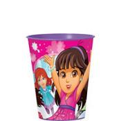 Dora & Friends 16 oz. Plastic Stadium Cup each