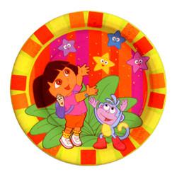 """Dora Starcatcher Party 7"""" Dessert Plates 8 ct."""