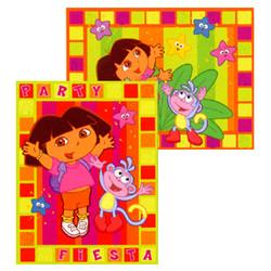 Dora Starcatcher Party Invitations/Thank You NoteCombo 8 of each