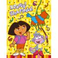Dora the Explorer Party Invitations/Thank You NoteCombo 8 ct.