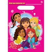 Dora & Friends Loot Bags 8 Count