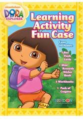 Dora Learning Activity Fun Case
