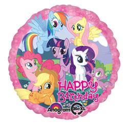 """My Little Pony 17"""" Birthday Balloon"""