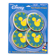 Mickey's Clubhouse Party Spinning Top 4 Pack