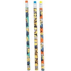 Despicable Me Pencils 12 Count