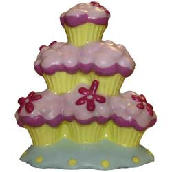 Barbie Perennial Princess Party Molded Candle