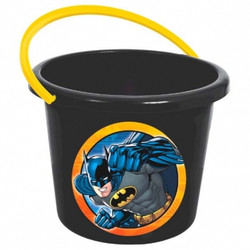Batman?????? Large Plastic Favor Bucket