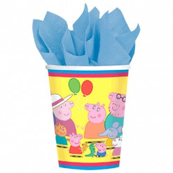 Peppa Pig 9oz Cups 8 Count