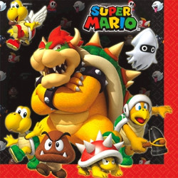 Super Mario Brothers?????? Luncheon Napkins