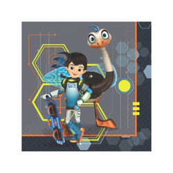 Miles From Tomorrowland Beverage Napkins 16 count