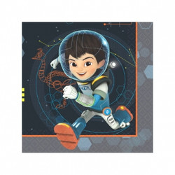 Miles From Tomorrowland Lunch Napkins 16 count
