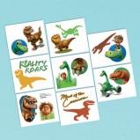 The Good Dinosaur Tattoos 16 pack