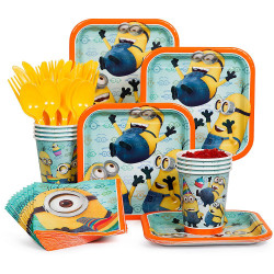 Despicable Me Party Kit for 8