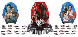 Star Wars Episode VII The Force Awakens Table Decorating Kit 23pc