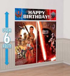 Star Wars Episode VII The Force Awakens Scene Setter