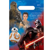 Star Wars Episode VII The Force Awakens Favor Bags 8ct