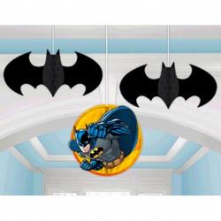 Batman Honeycomb Balls 3 count