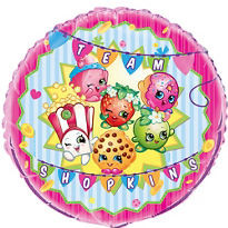 "Shopkins 18"" Foil Balloon"