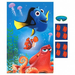 Disney Pixar Finding Dory Party Game for 8