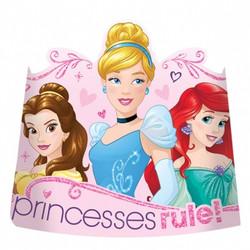 Disney Princess Dream Big Paper Tiaras 8 pack