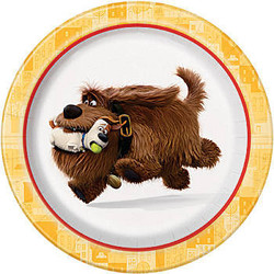 The Secret Life Of Pets Dessert Plates 8 count