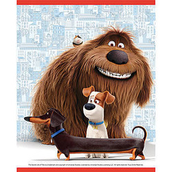 The Secret Life Of Pets Loot Bags 8 count
