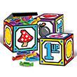 """8-Bit Favor Boxes 3¼"""" x 3¼"""" (3 pack)"""