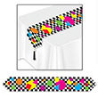 """Printed Party Shapes Table Runner 11"""" x 6'"""