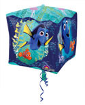 Finding Dory Cubez Foil Balloon      by  Finding Dory