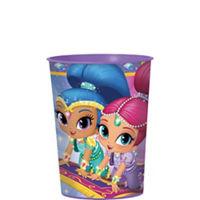 Shimmer & Shine 16 oz Plastic Favor Cup