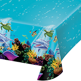 Ocean Party Tablecover