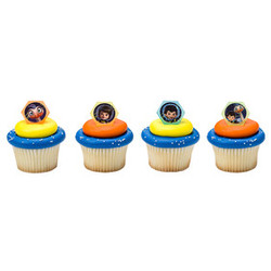 Miles from Tomorrowland Ready For Adventure Cupcake Rings (12)