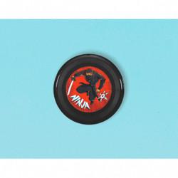 Ninja Flying Disc Favor