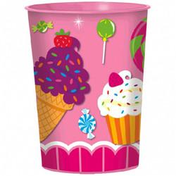 Sweet Shop Favor Cup